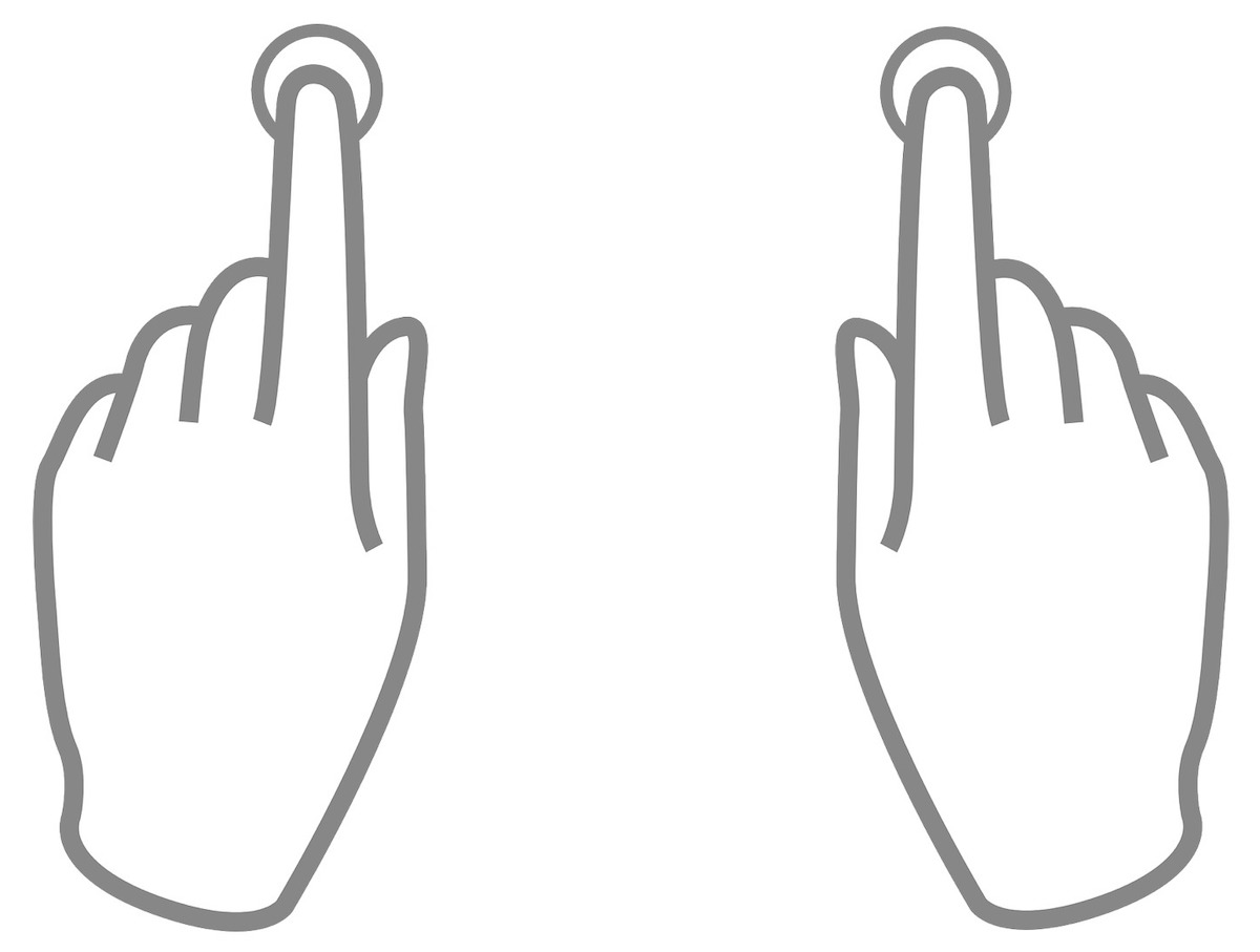 【逆転の発想】指・手を固定してカラダを動かす乳首オナニーの方法もある!